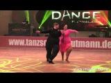 Mr  & Mrs  Latin ala Neil Jones & Ekaterina Sokolova • Euro Dance Festival 2016