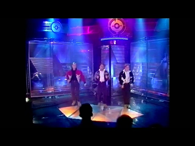 Big Fun - Can't shake the feeling 1989 Top of The Pops in stereo