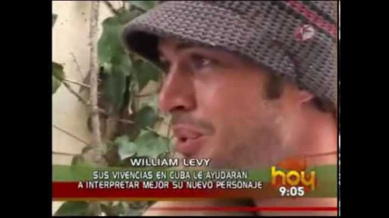 William Levy tiene que mejorar