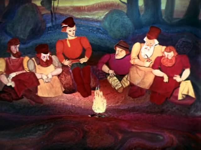 Синюшкин колодец (1973) мультфильм смотреть онлайн