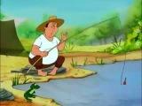 Мультфильм для взрослых про Русалку и Рыбака !