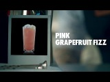 PINK GRAPEFRUIT FIZZ DRINK RECIPE - HOW TO MIX