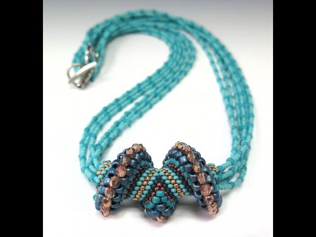 Jewel School: Wave Crest Necklace