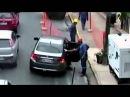 Boas ações flagradas por cameras