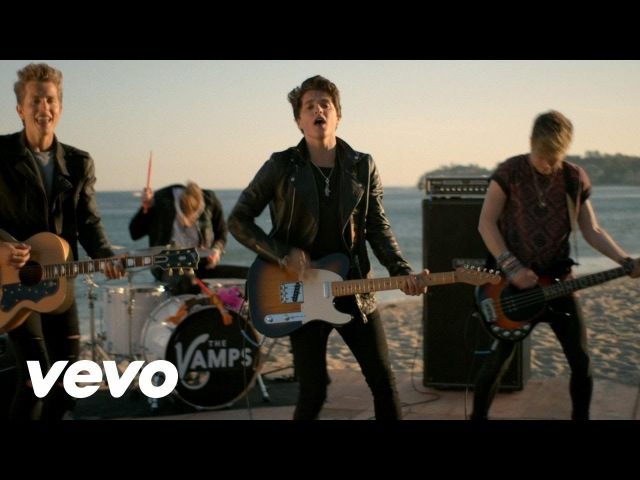 The Vamps - Somebody To You ft. Demi Lovato