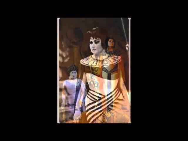 Irina Arkhipova (Ирина Архипова) - Dalila's Aria Mon Coeur S'Ouvre A Ta Voix