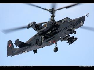 НАТО придётся считаться с превосходством вертолётов России.Ударная сила