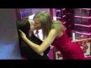 Elevator KISSING Prank - Gone SEXUAL - Lesbian Scene - Sexy Girls Gone Wild - Funny Prank