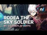 Swooping &amp Soaring  Rodea the Sky Soldier Wii U Gameplay 60fps