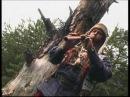 В лесу родилась ёлочка на языке индейцев сиу (лакота).