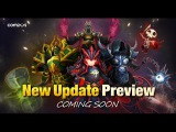 Summoners War: New monsters - update patch 1.7.6 (30.09.2015)