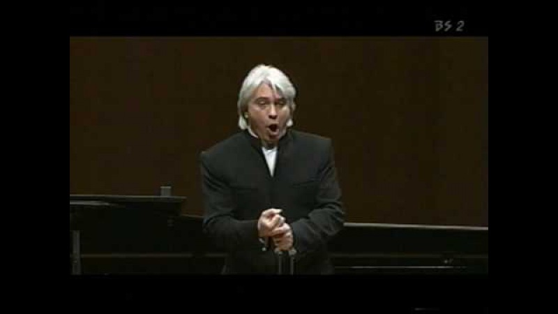 Dmitri Hvorostovsky - Parlami d'amore, Mariù (Bixio)