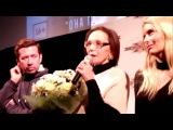 На премьере фильма «Училка» в Петербурге – встреча(14)