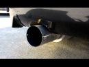 Звук выхлопа Subaru B4 exhaust Apexi