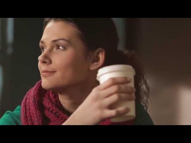 В кафе. Социальная реклама Deffi на жестовом языке