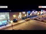 Екатеринбург новогодний: погружаемся в зимнюю сказку вместе с камерой E1.RU