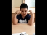 Самый умный мальчик в мире!