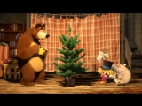 Маша и Медведь -Полный сборник зимних мультиков (все зимние серии )