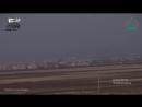 Нарезка видео, бои в районе Алеппо, Сирии 23 ноября 2015 года