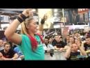 Maryana Naumova RAW BP Record 120kg 265lb