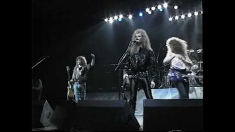 Celtic Frost - Live Hammersmith Odeon 3.3.89 - (full show)