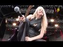 Girlschool - Take it all away - live BYH Festival 2007 - HD Version - b-light