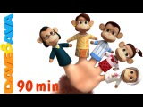 Finger Family Song Nursery Rhymes and Kids Songs YouTube Nursery Rhymes from Dave and Ava