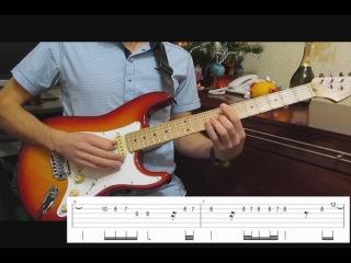 Мелодия из кф Ирония судьбы на гитаре