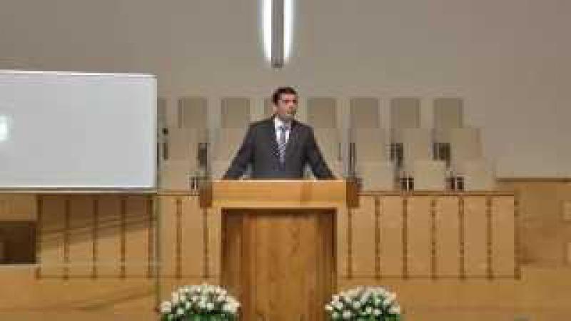 Вовк Андрей Применение библейских принципов в киберпространстве часть 1