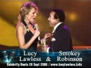 Lucy Lawless with Smokey Robinson Week 5 (Episode 8) 28 September 200