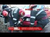 Бравые румынские огнеборцы