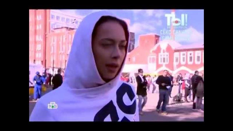 Звезда У-а Настасья Самбурская замешена в С*КС скандале с несовершеннолетним кадетом.
