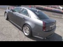 Nyce1s - Brian's 10 Second Cadillac CTS-V @ Atco Dragway Track Day...
