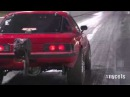 Nyce1s - Darrick's 9 Second 1st Gen Mazda Rx7 @ Atco Dragway...