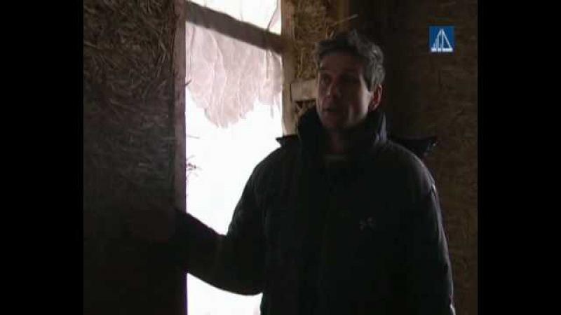 Технология строительства из легкого самана, Экопоселение Ковчег, часть 2