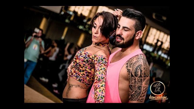 Daniel y Desirée Bachata Sensual Especial - Eres - Brasil 2015