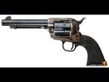 Самые знаменитые револьверы мира. Главный револьвер ковбоя - Кольт  45.