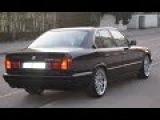 Обзор BMW 525i E34