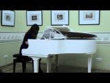 Астор Пьяцолла - Танго Oblivion. Исп.Мария Нюхтилина, МШ