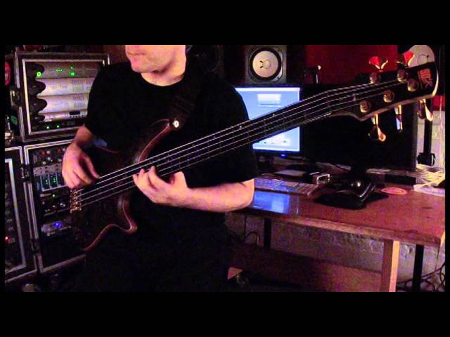 Cynic Veil of Maya Bass Play Through by Sean Malone