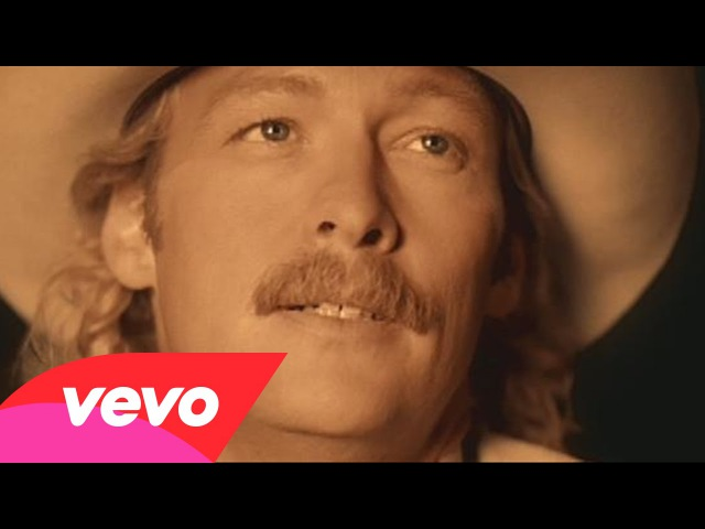 Alan Jackson - I'll Go On Loving You