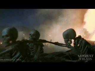 Игра Престолов - Джон Сноу VS Иной + Армия тьмы [HD] фан-видео