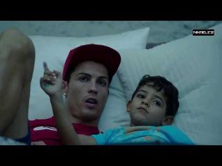 Cristiano Ronaldo and Son • A father's story
