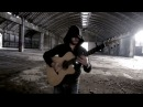 Luca Stricagnoli Thunderstruck AC DC Guitar