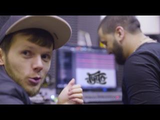 В гуще событий (запись нового альбома Густо). 1 серия (Екатеринбург.Rap)
