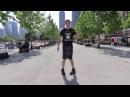 Один танец в сотне разных мест города Чикаго (6 sec)