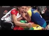 European Womens Arm Wrestling Championship 2013 in Druskininkai Lithuania)  CRAZY WOMAN))