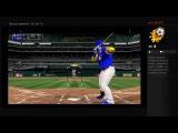 Знайомство з MLB The SHOW 15 (1-й тестовий стрім)
