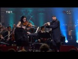 Ian Anderson &amp Lucia Micarelli - Mo'z Art Medley