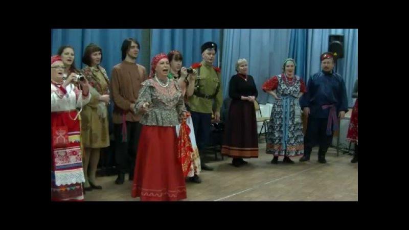 Весенняя закличка на Кузнецкой вечорке (ЦТРК Параскева Пятница)